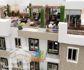 شقة دوبلكس للبيع بالتقسيط  في القاهرة الجديدة 2017